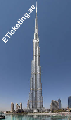 Burj Khalifa, the Tallest Building Structure of World1